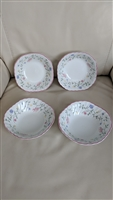 Johnson Brothers Summer Chintz 4 cereal bowls