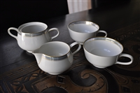 Ice Blue by Rosenthal tea serving set