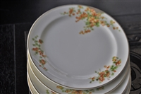 Taylor Smith Taylor dessert pie plate set of four