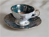 Demitasse cup with saucer from Bavaria