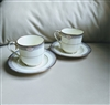 Noritake Stanford Court teacup and saucer set