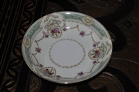 Kings Court porcelain dessert bowl elegant design