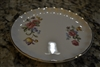 W S George porcelain bread and butter plate