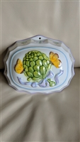 Franklin Mint 1986 Le Cordon Blue Artichoke mold