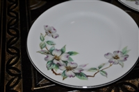 TAXCO by Spring China porcelain bread and butter plate. Set of 3.