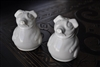 Calif USA pigs salt and pepper shakers
