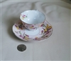 Jyoto Japan teacup and saucer