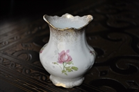 Homer Laughlin rose vase