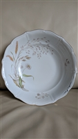 Wheat N Daisy Jagn Bavarian round serving bowl