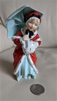 English Royal Doulton Ms Muffet porcelain figurine