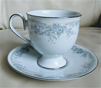 Limerick by Noritake IRELAND teacup and saucer set