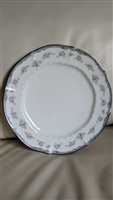 Noritake Traviata porcelain dinner plate amazing