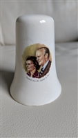 Presidential shaker with Gerald F Ford and wife