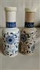 West Germany porcelain bottles shakers in Delphi