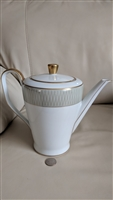 Rosenthal Continental 3339 teapot Green Band