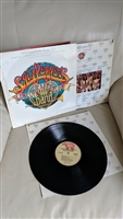 Sgt Pepper's Lonely Hearts Club Band vinyl 1978