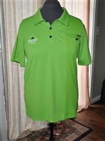 ADIDAS Climate men's golf shirt. Sz M