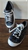 Coach logo Francesca low top sneakers sz 8