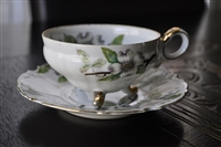 UCAGCO lustre teacup and saucer made in Japan
