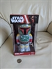 Star  Wars BoBa Fett wind up toy new in box