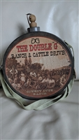 The Double G Ranch Cattle Drive Dude Ranch decor