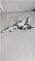 Die cast military plane Mirage 2000