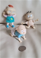 Rugrats 1997 Lil Devil and Tommy Pickles dolls