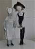 P Buckley Moss Amish collectible dolls 1986