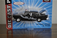 Police series diecast