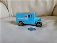 Readers Digest Classic ambulance truck toy
