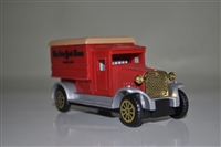 Reader's Digest Classic Newspaper truck toy