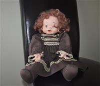 Ingrid, Pauline BJonness-Jacobsen doll