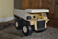 REMCO Road Champs large dump truck toy