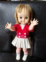 "Effanbee 16"" doll from 1962"