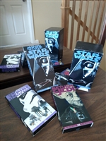 Star Wars Trilogy VHS Special Edition 1995