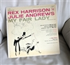 My Fair Lady LP vintage vinyl record Columbia
