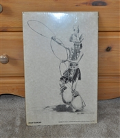 Hoop Dancer print by Bob Dale