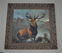 Landseer 'Monarch of the Glen' painting