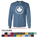 2400 Gildan Ultra Cotton Long Sleeve T-Shirt