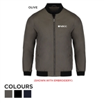 L02130 Men's Crosswind Lightweight Bomber Jacket
