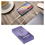 Octoforce 2.0 - 8000 mAh Wireless Powerbank