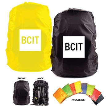 Waterproof Polyester Cover for Backpacks