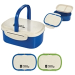 SA275 - Wheat Straw Lunch Box Container