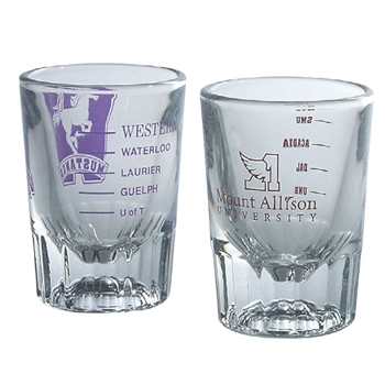 Heavy Base Shot Glass - 2 oz.