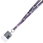 "3/4"" Sublimated ID Lanyard"