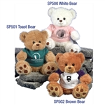 "10"" Patches Paw Bear"