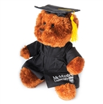 "10"" Bentley Grad Bear"