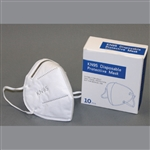 Disposable KN95 Face Mask (BLANK)