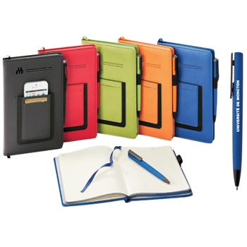 Donald Journal Pen Combo with Pockets