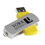 Long Clip USB Swivel Drive 8GB